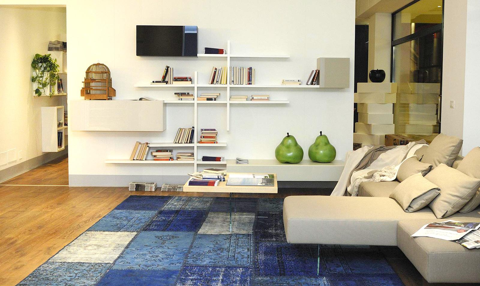 Tappeti vintage tappeti renzi santa arredamenti for Tappeti design on line